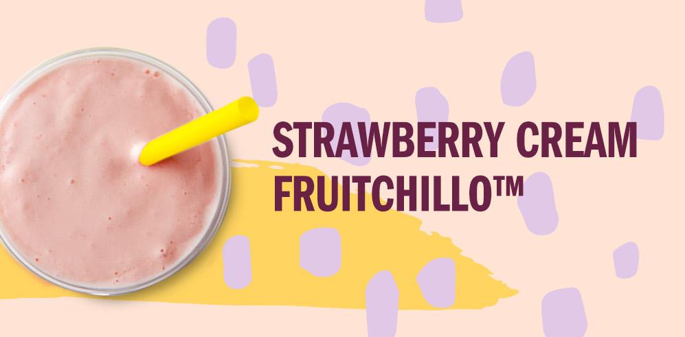 Strawberry Cream Fruitchillo™