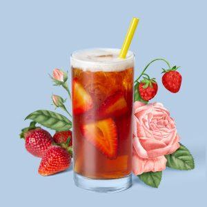 blenz-coffee-strawberry-rose-shaken-iced-teas-garden-series